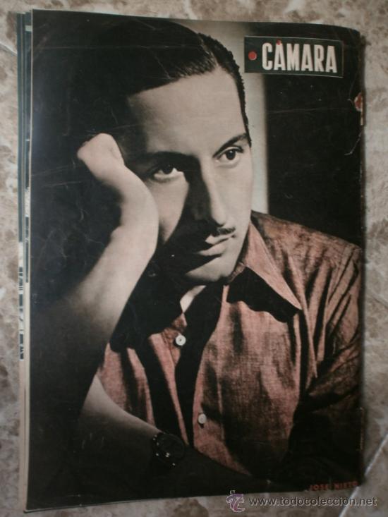 Cine: CAMARA Nº5.1942.IMPERIO ARGENTINA,G.GARBO,M.DIETRICH,C. LOMBARD, G. MONTGOMERY, G. ROGERS, G. COOPER - Foto 13 - 36250943
