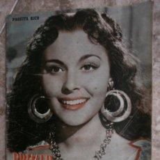 Cine: PRIMER PLANO Nº653. 1953.PAQUITA RICO,J.HAWKINS,B.CROSBY,R.BRAZZI,C.DANOVA,M.SERRANO,L.TURNER.. Lote 36271313