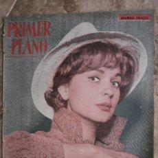 Cine: PRIMER PLANO Nº1054.1958.M.PRADO,G.RATOFF,V.CLOUZOT,C.ARDAVIN,B.BARDOT,J.RIGAUD,S.LOREN,L.FLORES. Lote 36271559