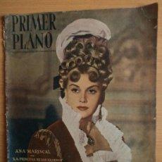 Cine: PRIMER PLANO Nº362.1947.A.MARISCAL,L.SCOTT,T.GASCO,L.YEGROS,C.MARX,J.REINA,R.REAGAN,C.BOYER,M.MORGAN. Lote 36283994