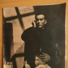 Cine: PRIMER PLANO Nº104.1942.LUIS ARROYO,I.ARGENTINA,K.HEPBURN,R.REY,R.TAYLOR,P.BEDELL,V.GREY,G.WAGUE.. Lote 36284176
