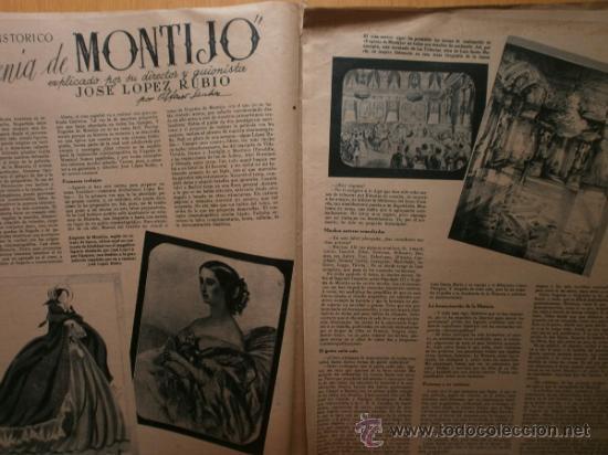 Cine: PRIMER PLANO Nº176.1944.CELIA GAMEZ,R.RIVELLES,H.LAMARR,C.MONTES,I.DUNNE,G.SIMMS,M.FRESNO,X.CUGAT. - Foto 3 - 36285333