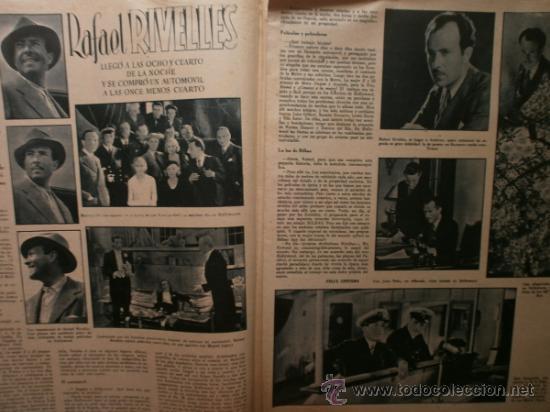 Cine: PRIMER PLANO Nº176.1944.CELIA GAMEZ,R.RIVELLES,H.LAMARR,C.MONTES,I.DUNNE,G.SIMMS,M.FRESNO,X.CUGAT. - Foto 4 - 36285333