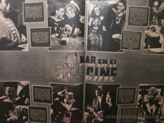 Cine: PRIMER PLANO Nº176.1944.CELIA GAMEZ,R.RIVELLES,H.LAMARR,C.MONTES,I.DUNNE,G.SIMMS,M.FRESNO,X.CUGAT. - Foto 6 - 36285333