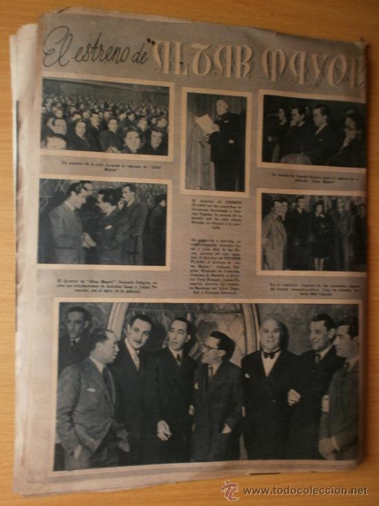 Cine: PRIMER PLANO Nº176.1944.CELIA GAMEZ,R.RIVELLES,H.LAMARR,C.MONTES,I.DUNNE,G.SIMMS,M.FRESNO,X.CUGAT. - Foto 8 - 36285333