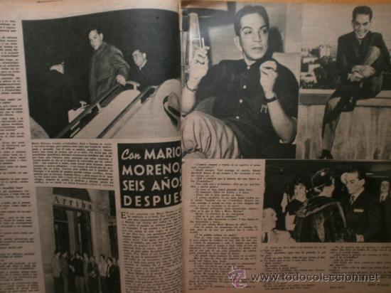 Cine: PRIMER PLANO Nº1069.1958.J.RUBIO,CANTINFLAS,M.HOLD,E.QUINTILLA,Y.BASTEIN,E.TAYLOR,P.McGOOHAN,M.BRAND - Foto 3 - 36285507