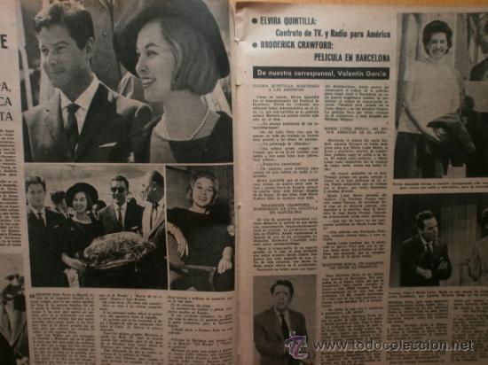 Cine: PRIMER PLANO Nº1069.1958.J.RUBIO,CANTINFLAS,M.HOLD,E.QUINTILLA,Y.BASTEIN,E.TAYLOR,P.McGOOHAN,M.BRAND - Foto 4 - 36285507
