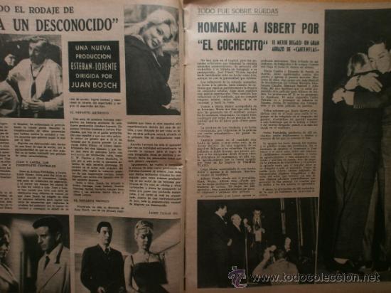 Cine: PRIMER PLANO Nº1069.1958.J.RUBIO,CANTINFLAS,M.HOLD,E.QUINTILLA,Y.BASTEIN,E.TAYLOR,P.McGOOHAN,M.BRAND - Foto 5 - 36285507