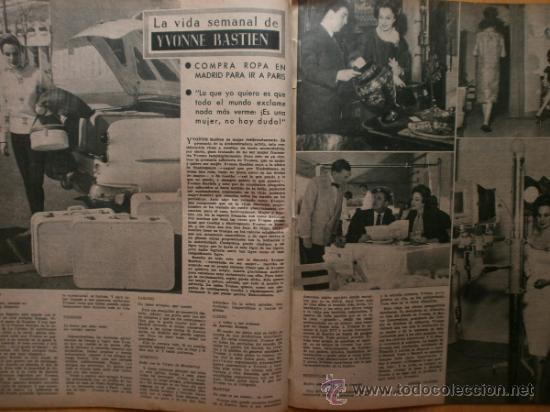 Cine: PRIMER PLANO Nº1069.1958.J.RUBIO,CANTINFLAS,M.HOLD,E.QUINTILLA,Y.BASTEIN,E.TAYLOR,P.McGOOHAN,M.BRAND - Foto 6 - 36285507