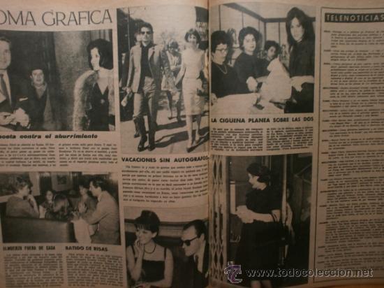 Cine: PRIMER PLANO Nº1069.1958.J.RUBIO,CANTINFLAS,M.HOLD,E.QUINTILLA,Y.BASTEIN,E.TAYLOR,P.McGOOHAN,M.BRAND - Foto 9 - 36285507