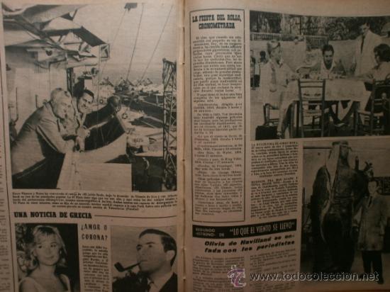 Cine: PRIMER PLANO Nº1069.1958.J.RUBIO,CANTINFLAS,M.HOLD,E.QUINTILLA,Y.BASTEIN,E.TAYLOR,P.McGOOHAN,M.BRAND - Foto 11 - 36285507