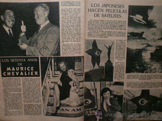 Cine: PRIMER PLANO Nº932.1958.G.DE TRIANA,P.ANGELI,D.KAYE,K.DOUGLAS,I.BERGMAN,J.COLLINS,B.BARDOT,G.GARBO. - Foto 10 - 36283734