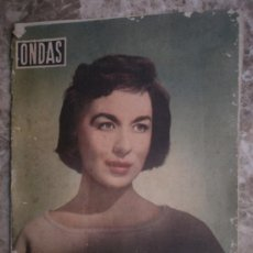 Cine: ONDAS Nº117. 1957.AURORA BAUTISTA,R.FORNES,E.ADMETLLA,C.SILVA,A.CASAL,L.FLORES,M.A.SOTO,M.ALONSO.. Lote 36330841
