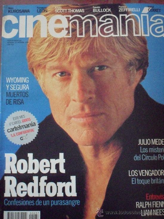 CINEMANÍA Nº 37. OCTUBRE 1998 (Cine - Revistas - Cinemanía)