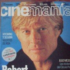 Cine: CINEMANÍA Nº 37. OCTUBRE 1998. Lote 36355884