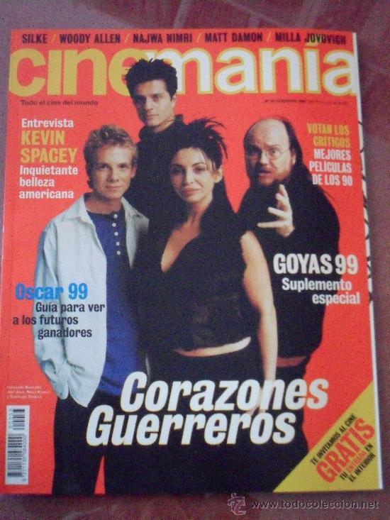 CINEMANÍA Nº 53. FEBRERO 2000 (Cine - Revistas - Cinemanía)