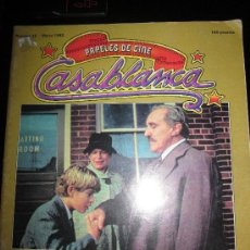Cine: CASABLANCA Nº15-MARZO 1982 ARTHUR PENN. Lote 36367648