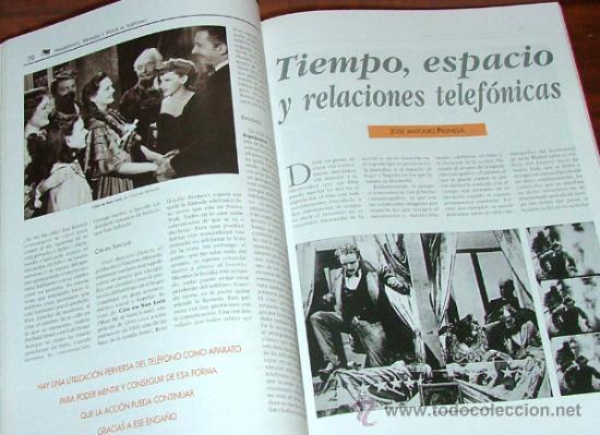 Cine: Revista de cine NICKEL ODEON Nº32 Otoño 2003: LLAMADAS DE CINE - Foto 3 - 36410577