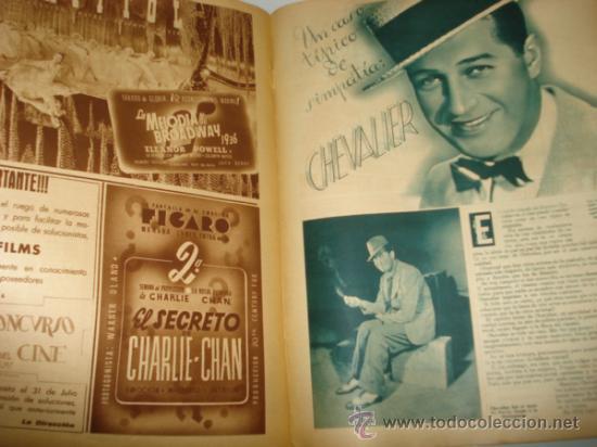 Cine: Antigua Revista CINEGRAMAS con SHIRLEY TEMPLE Nº 82 de 1936. - Foto 3 - 36650060