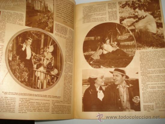 Cine: Antigua Revista CINEGRAMAS con SHIRLEY TEMPLE Nº 82 de 1936. - Foto 2 - 36650060