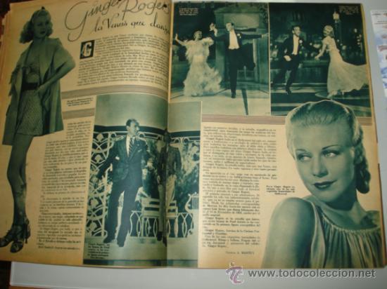 Cine: Antigua Revista CINEGRAMAS con SHIRLEY TEMPLE Nº 82 de 1936. - Foto 4 - 36650060