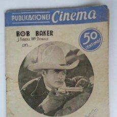 Cine: LUCHADORES DEL OESTE, PUBLICACIONES CINEMA. Lote 36551747
