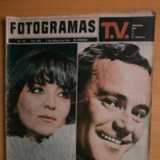 Cine: FOTOGRAMAS.Nº799.1964.A.SOLER LEAL Y J.LEMMON,A.LADD,C.BAKER,C.ALONSO,L.DAVILA,M.DE LEZA,M.BRANDON.. Lote 36570044