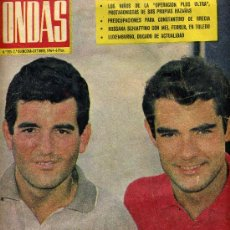 Cinema: DUO DINÁMICO, REVISTA ONDAS. 1964.. Lote 36582402