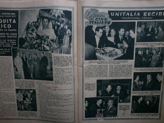Cine: PRIMER PLANO Nº580.1951.ANN BLYTH,C.GRANT,P.RICO,C.SEVILLA,S.BLANCO,P.NIETO,L.PALMER,TURNER,SINATRA. - Foto 4 - 36690265