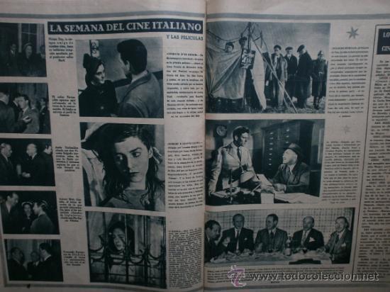 Cine: PRIMER PLANO Nº580.1951.ANN BLYTH,C.GRANT,P.RICO,C.SEVILLA,S.BLANCO,P.NIETO,L.PALMER,TURNER,SINATRA. - Foto 5 - 36690265
