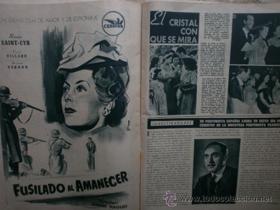 Cine: PRIMER PLANO Nº580.1951.ANN BLYTH,C.GRANT,P.RICO,C.SEVILLA,S.BLANCO,P.NIETO,L.PALMER,TURNER,SINATRA. - Foto 7 - 36690265