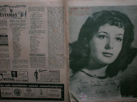 Cine: PRIMER PLANO Nº580.1951.ANN BLYTH,C.GRANT,P.RICO,C.SEVILLA,S.BLANCO,P.NIETO,L.PALMER,TURNER,SINATRA. - Foto 13 - 36690265