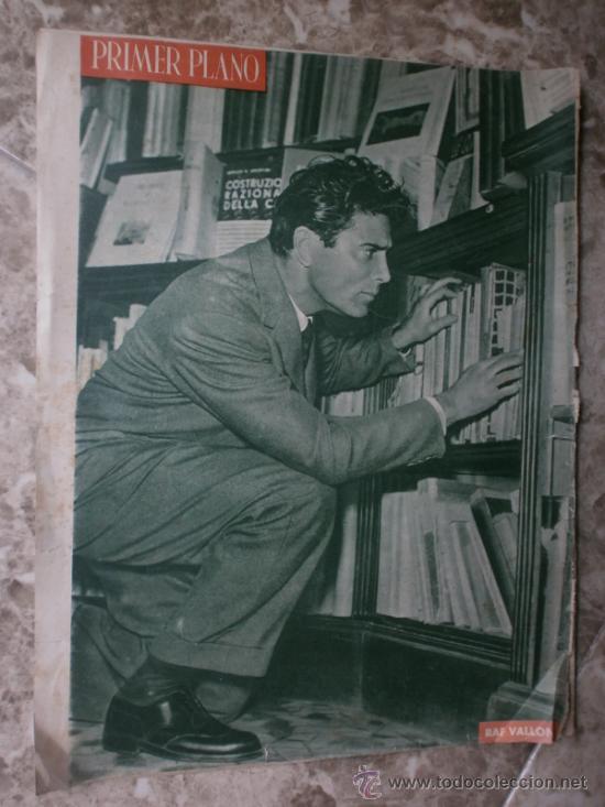 Cine: PRIMER PLANO Nº580.1951.ANN BLYTH,C.GRANT,P.RICO,C.SEVILLA,S.BLANCO,P.NIETO,L.PALMER,TURNER,SINATRA. - Foto 14 - 36690265