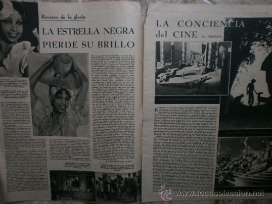 Cine: PRIMER PLANO Nº106.1942.DANIELLE DARRIEUX,J.BAKER,A.MAYO,D.DARRIEUX,P.RUBIROSA,V.GIOI,R.CANCIO,CASAL - Foto 2 - 36690518