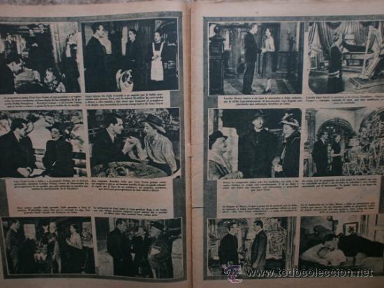 Cine: PRIMER PLANO Nº426.1948.ANN TODD,L.PALMER,Y.DE CARLO,J.ARTHUR,T.POWER,G.GRIN,C.GRANT,B.CROSBY. - Foto 3 - 36690846
