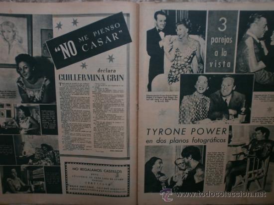 Cine: PRIMER PLANO Nº426.1948.ANN TODD,L.PALMER,Y.DE CARLO,J.ARTHUR,T.POWER,G.GRIN,C.GRANT,B.CROSBY. - Foto 6 - 36690846