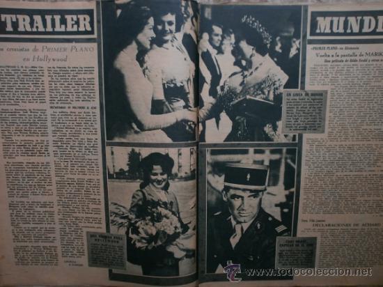 Cine: PRIMER PLANO Nº426.1948.ANN TODD,L.PALMER,Y.DE CARLO,J.ARTHUR,T.POWER,G.GRIN,C.GRANT,B.CROSBY. - Foto 7 - 36690846
