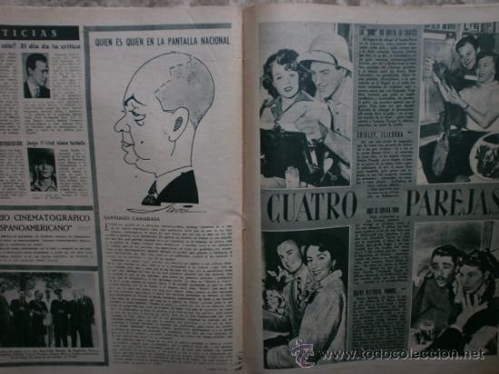 Cine: PRIMER PLANO Nº456.1949.ANN BLYTH,R.CLAIR,O.WELLES,M.DIETRICH,P.VALESKA,L.TAYLOR,T.POWER,ESMERALDA. - Foto 12 - 36690960