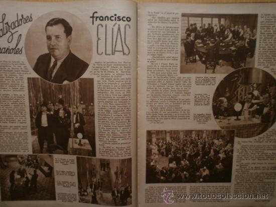 Cine: CINEGRAMAS Nº59.1935.JOAN BENNETT,E.JANNING,B.KEATON,P.MUNI,F.ELIAS,R.KEELER,D.DEL RIO. - Foto 9 - 36692149