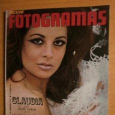 Cine: FOTOGRAMAS.Nº1167.1971.LA POLACA,M.WEST,A.BO BARRO,A.CLOSAS,C.CARDINALE,M.MONROE,M.DOUGLAS,TISA.. Lote 36762509
