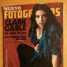 Cine: FOTOGRAMAS.Nº1157.1970.CHARO LOPEZ,CLARK GABLE,M.RIOS,T.PERKINS,B.DAVISON,K.DARBY,M.JAGGER,L.BOSE.. Lote 36762823
