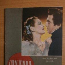 Cine: CINEMA. Nº49.1948.PATRICIA ROC Y DERMONT WALSH,E.DOMINGO ALAVEDRA,F.MARLY,V.ROMANCE,V.LINDFORS.. Lote 36766680