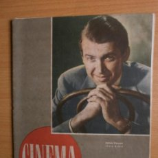 Cine: CINEMA. Nº48.1948.JAMES STEWART,A.RIVELLES,R.DE ANDA,S.MONTIEL,M.FELIX,J.SIMMONS,M.REDGRAVE,S.TRACY.. Lote 36766730