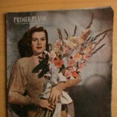Cine: PRIMER PLANO Nº418.1948.JANIS PAIGE,V.MATURE,C.GRANT,J.CRAIN,C.LEE,S.TRACY,M.CABRE,D.KERR.. Lote 36767366