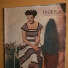 Cine: PRIMER PLANO Nº394.1948.JANIS PAIGE,M.FELIX,J.REYNOLDS,V.FRANCEN,C.MONTES,M.DIETRICH,A.SMITH,S.GRAY.. Lote 36767466
