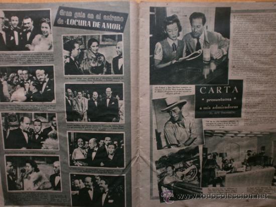 Cine: PRIMER PLANO Nº418.1948.JANIS PAIGE,V.MATURE,C.GRANT,J.CRAIN,C.LEE,S.TRACY,M.CABRE,D.KERR. - Foto 3 - 36767366