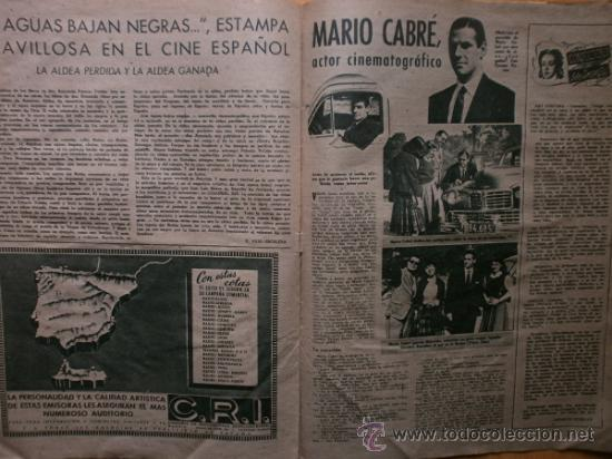 Cine: PRIMER PLANO Nº418.1948.JANIS PAIGE,V.MATURE,C.GRANT,J.CRAIN,C.LEE,S.TRACY,M.CABRE,D.KERR. - Foto 11 - 36767366