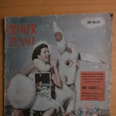 Cine: PRIMER PLANO Nº792.1955.ANN MILLER,S.JONES,A.CIFARIELLO,V.LEON,D.CORCORAN,B.DE SILOS,M.URE,P.ANGELI.. Lote 36777871