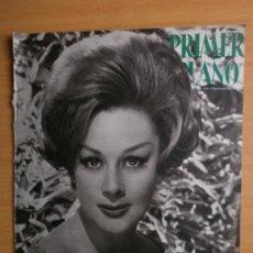 Cine: PRIMER PLANO Nº1066.1961.YVONNE BASTIEN,J.Mª VILCHES,A.Mª GONZALEZ,C.VELASCO,D.ABRIL,DOMINGUIN,B.LEE. Lote 36777929
