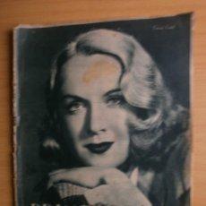 Cine: PRIMER PLANO Nº121.1943.TERESA CASAL,SABU,J.REINA,J.PEÑA,P.IMPERIO.F.REY,G.GARBO,A.VICO,D.LAMOUR.. Lote 36778038
